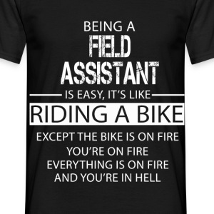 Field Assistant T-Shirts - Men's T-Shirt