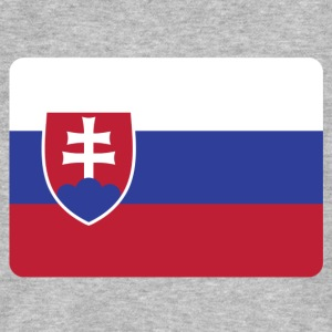 SLOVAKIA IS NO. 1 T-Shirts - Men's Organic T-shirt