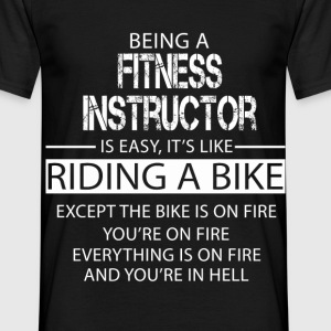 Fitness Instructor T-Shirts - Men's T-Shirt