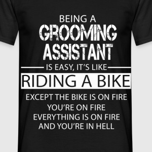 Grooming Assistant T-Shirts - Men's T-Shirt