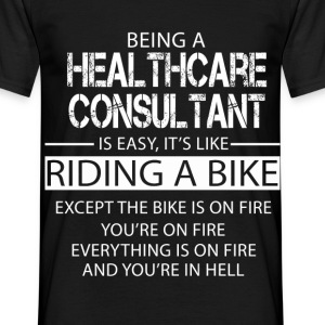 Healthcare Consultant T-Shirts - Men's T-Shirt