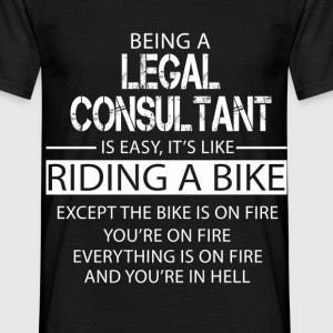 Legal Consultant T-Shirts - Men's T-Shirt