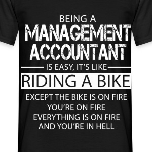 Management Accountant T-Shirts - Men's T-Shirt