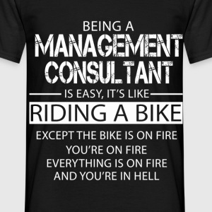 Management Consultant T-Shirts - Men's T-Shirt