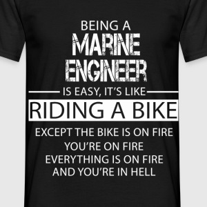 Marine Engineer T-Shirts - Men's T-Shirt