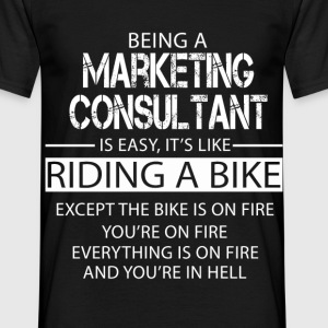 Marketing Consultant T-Shirts - Men's T-Shirt
