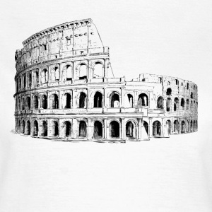 Colosseum T-shirts - Vrouwen T-shirt