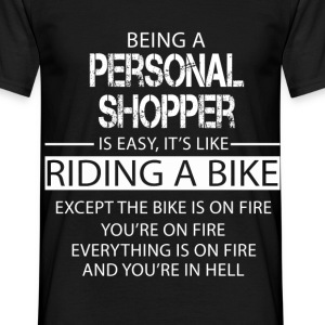 Personal Shopper T-Shirts - Men's T-Shirt