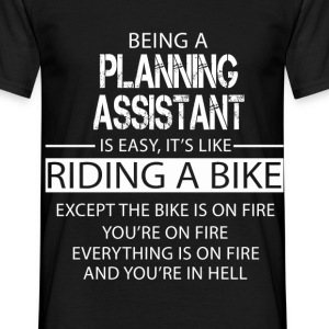 Planning Assistant T-Shirts - Men's T-Shirt