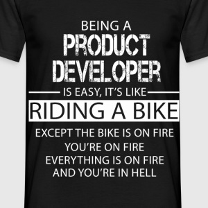 Product Developer T-Shirts - Men's T-Shirt