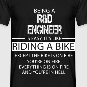 R&D Engineer T-Shirts - Men's T-Shirt