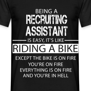 Recruiting Assistant T-Shirts - Men's T-Shirt