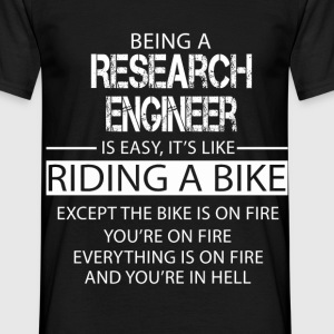 Research Engineer T-Shirts - Men's T-Shirt