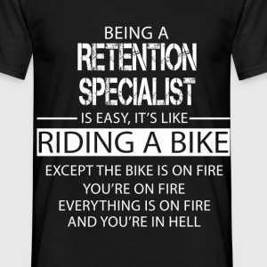 Retention Specialist T-Shirts - Men's T-Shirt