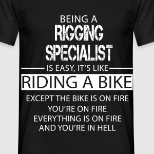 Rigging Specialist T-Shirts - Men's T-Shirt