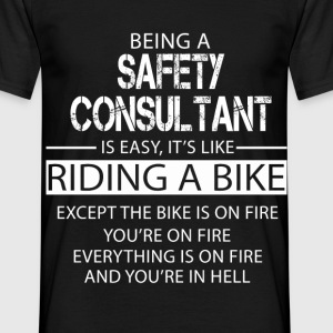 Safety Consultant T-Shirts - Men's T-Shirt