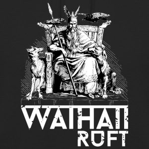 Odin Walhall Ruft Pullover & Hoodies - Unisex Hoodie