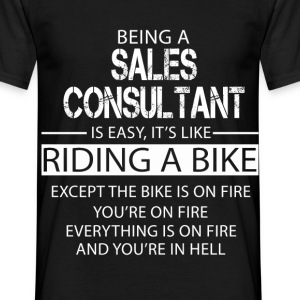 Sales Consultant T-Shirts - Men's T-Shirt