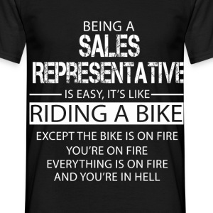 Sales Representative T-Shirts - Men's T-Shirt