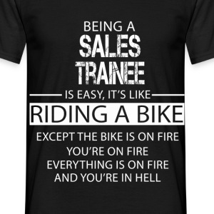 Sales Trainee T-Shirts - Men's T-Shirt