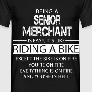 Senior Merchant T-Shirts - Men's T-Shirt