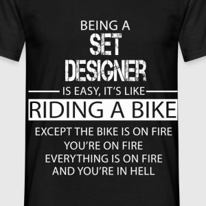 Set Designer T-Shirts - Men's T-Shirt