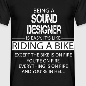 Sound Designer T-Shirts - Men's T-Shirt