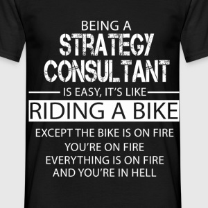 Strategy Consultant T-Shirts - Men's T-Shirt