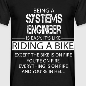 Systems Engineer T-Shirts - Men's T-Shirt
