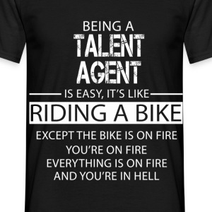 Talent Agent T-Shirts - Men's T-Shirt