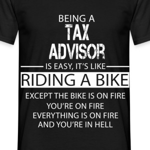 Tax Advisor T-Shirts - Men's T-Shirt