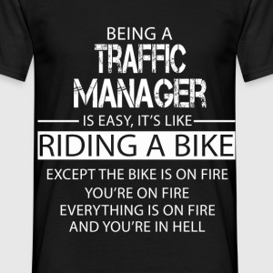 Traffic Manager T-Shirts - Men's T-Shirt