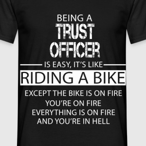 Trust Officer T-Shirts - Men's T-Shirt
