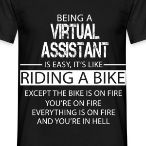 Virtual Assistant T-Shirts - Men's T-Shirt
