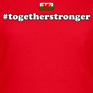 #togetherstronger 01 - Women's T-Shirt