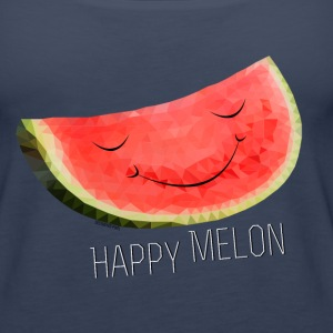 Happy Melon Frauen Premium TankTop - Frauen Premium Tank Top