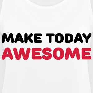 Make today awesome Sportkleding - Vrouwen tanktop ademend