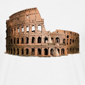 Colosseum T-shirts - Herre-T-shirt