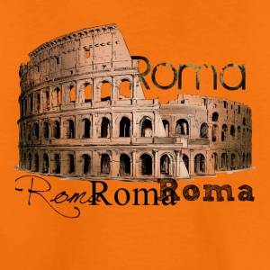 Roma T-shirts - Teenager premium T-shirt