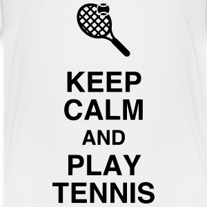 Tennis - Sport - Racket - Tennis Player - Tenis Shirts - Teenage Premium T-Shirt