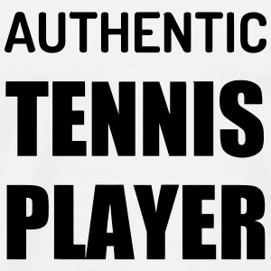 Tennis - Sport - Racket - Tennis Player - Tenis T-Shirts - Men's Premium T-Shirt