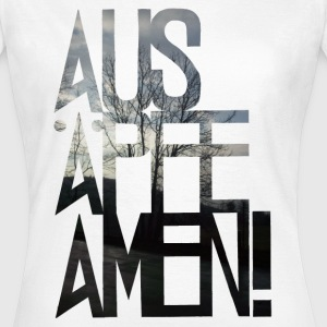ausäpfeamen-trees T-Shirts - Frauen T-Shirt