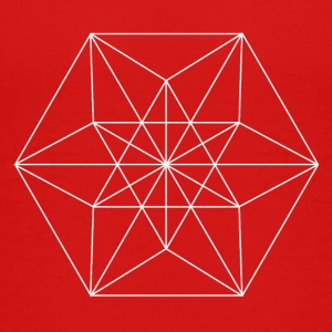 Sacred geometry / Minimal Hipster Symbol Art Shirts - Teenage Premium T-Shirt