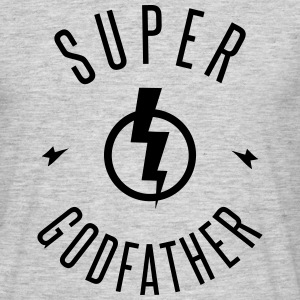 SUPER GODFATHER T-Shirts - Men's T-Shirt