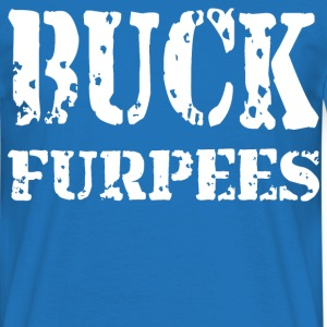 Buck Furpees - Men's T-Shirt
