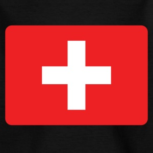 SCHWEIZ ER NO. 1 T-shirts - Teenager-T-shirt