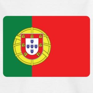 PORTUGAL IS BRUTAAL EH Shirts - Kinderen T-shirt