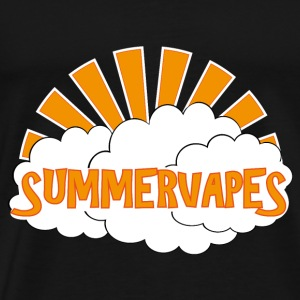 Vape Design Summer Vapes T-Shirts - Men's Premium T-Shirt