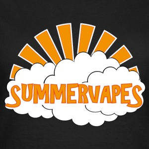 Vape Design Summer Vapes T-Shirts - Women's T-Shirt