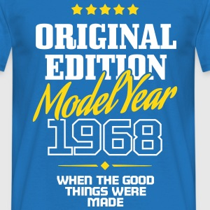 Original Edition - Model Year 1968 T-Shirts - Men's T-Shirt